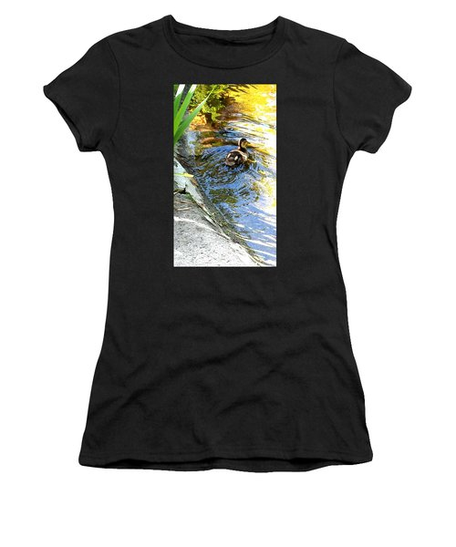 Baby Duck Women's T-Shirt