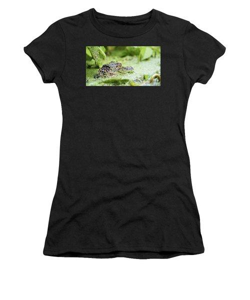 Baby Gator Women's T-Shirt
