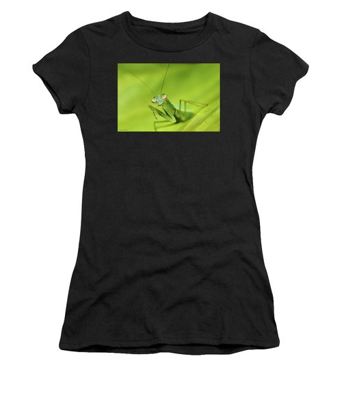 Baby Praymantes 6661 Women's T-Shirt (Athletic Fit)