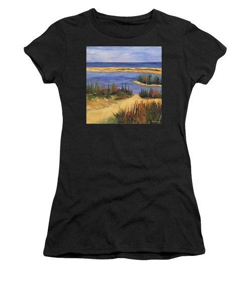 Back Bay Beach Women's T-Shirt