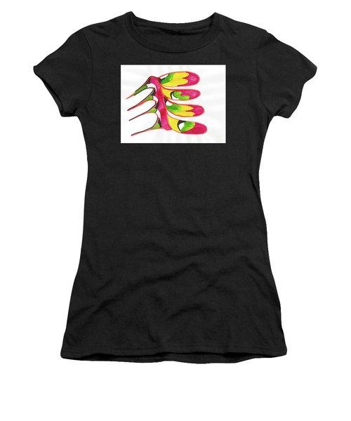 Back Bone Women's T-Shirt