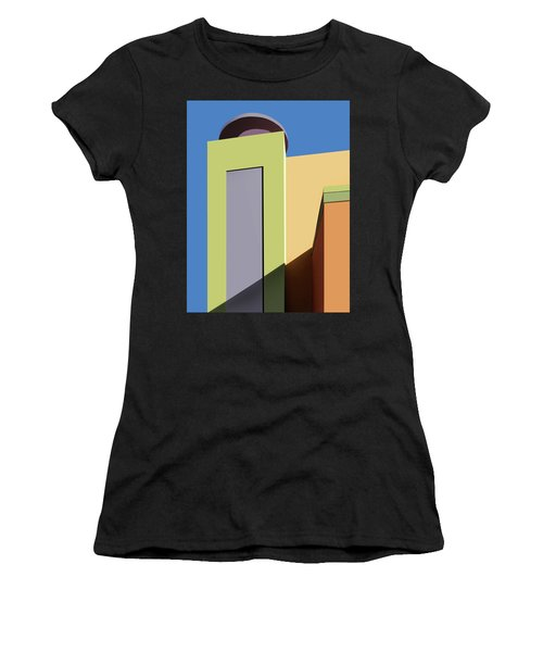 Back To The Market Women's T-Shirt (Athletic Fit)