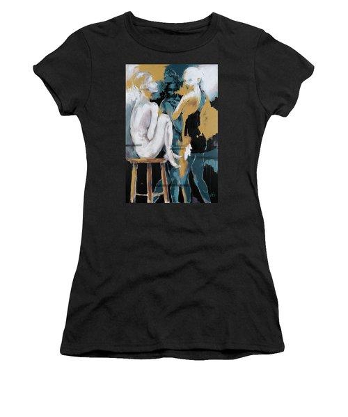 Backstage - Beauties Sharing Secrets Women's T-Shirt