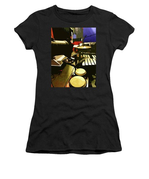 Backstage, Putting It Together Women's T-Shirt