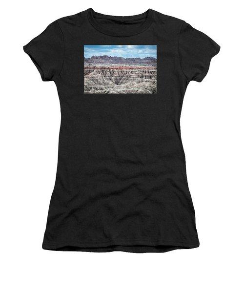 Badlands National Park Vista Women's T-Shirt