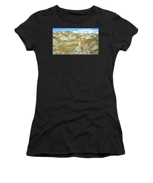 Badlands Of Wyoming Women's T-Shirt