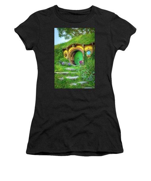 Bag End Women's T-Shirt (Athletic Fit)