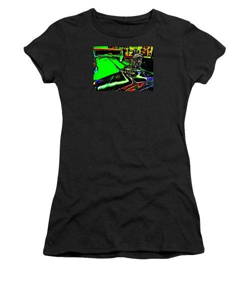 Bahre Car Show II 24 Women's T-Shirt (Athletic Fit)