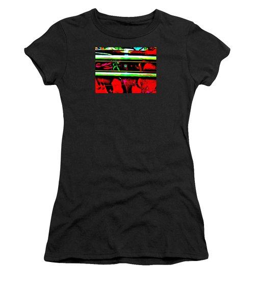 Bahre Car Show II 28 Women's T-Shirt (Athletic Fit)