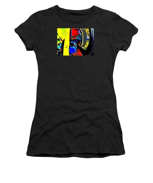 Bahre Car Show II 37 Women's T-Shirt (Athletic Fit)