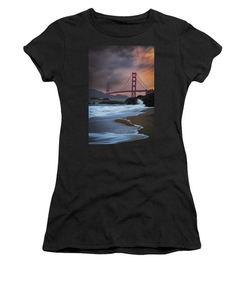Baker's Beach Women's T-Shirt