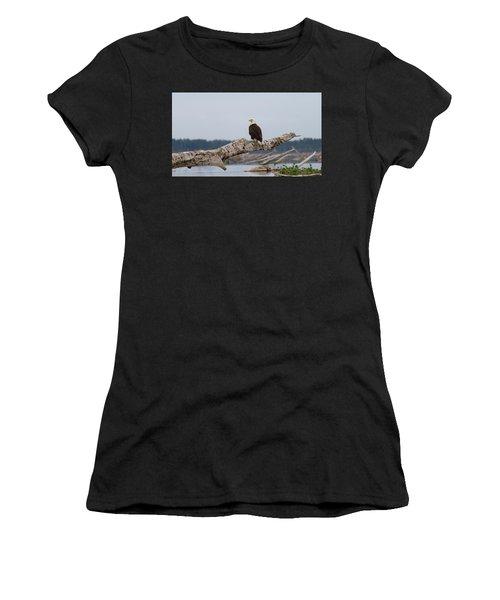 Bald Eagle #1 Women's T-Shirt