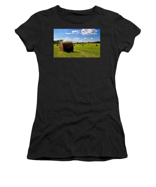 Bales Of Clouds Women's T-Shirt