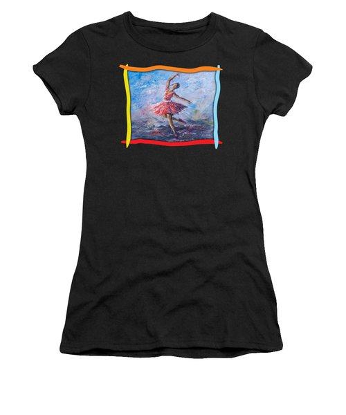 Ballet Dancer Women's T-Shirt