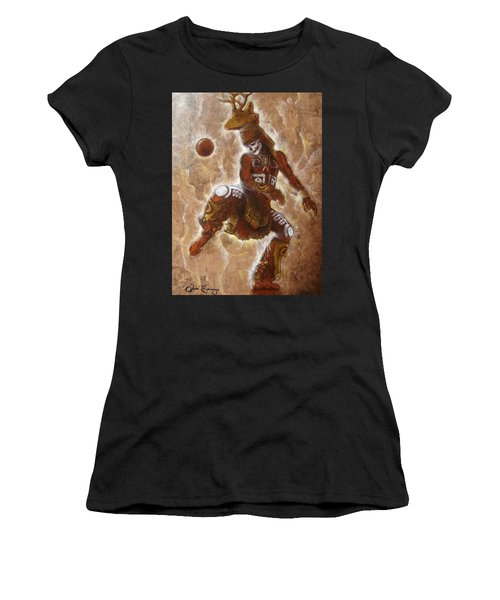 B A L L  . G A M E Women's T-Shirt (Athletic Fit)