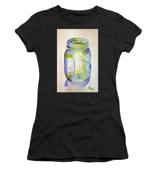 Ball Mason Jar Women's T-Shirt