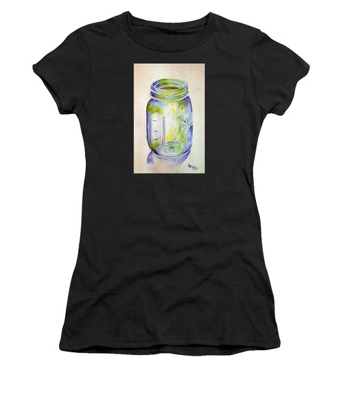 Ball Mason Jar Women's T-Shirt