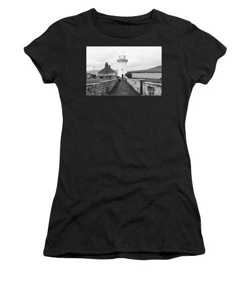 Ballyglass Lighthouse Mono Women's T-Shirt
