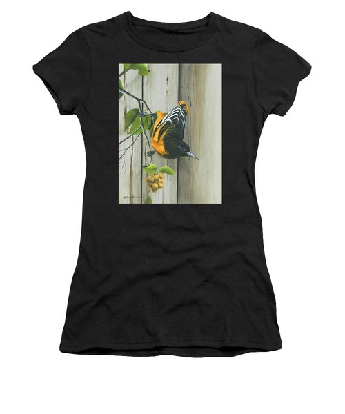 Baltimore Oriole Women's T-Shirt