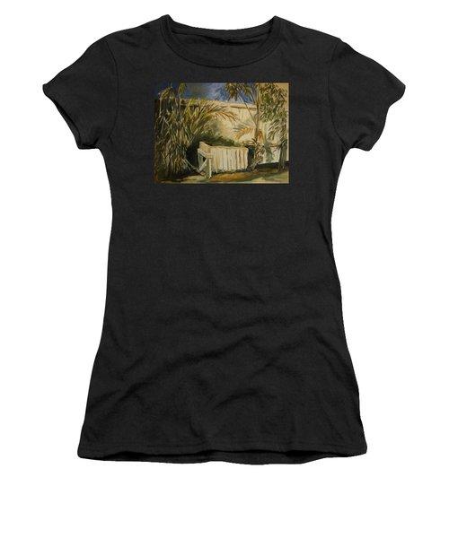 Bamboo And Herb Garden Women's T-Shirt