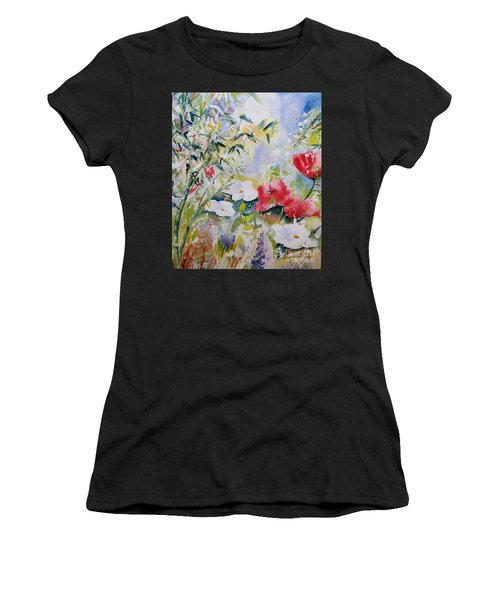 Bamboo Forest Women's T-Shirt (Athletic Fit)