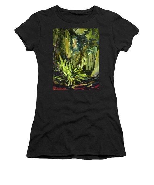 Bamboo Garden I Women's T-Shirt