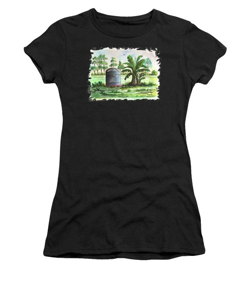 Banana And Tank Women's T-Shirt