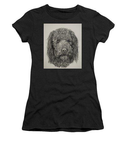 Banjo Labradoodle Women's T-Shirt