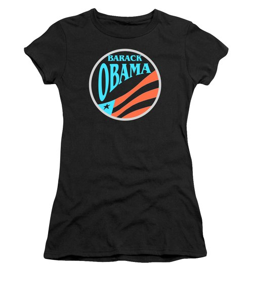 Barack Obama Design Women's T-Shirt