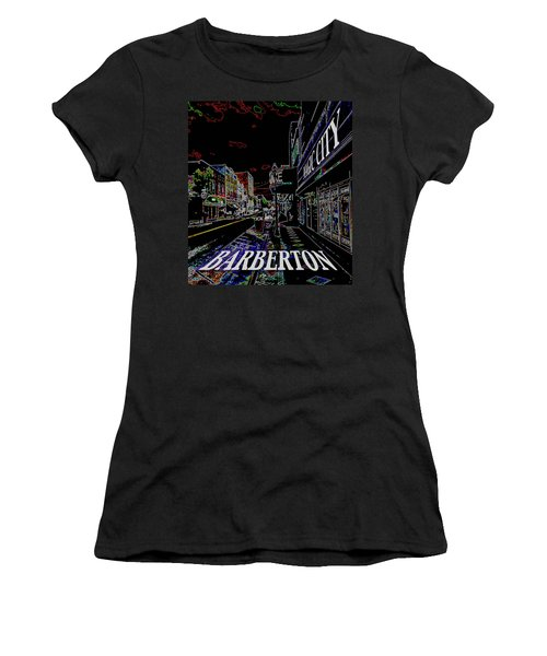 Barberton The Magic City Women's T-Shirt