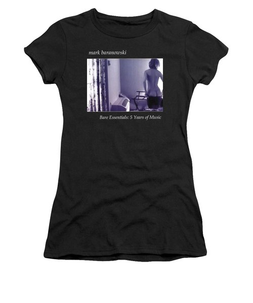 Bare Essentials Women's T-Shirt (Junior Cut) by Mark Baranowski