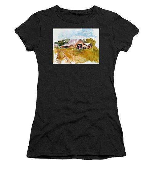 Barn # 2 Women's T-Shirt