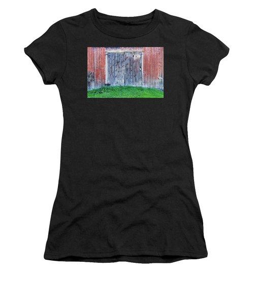 Barn Door Women's T-Shirt