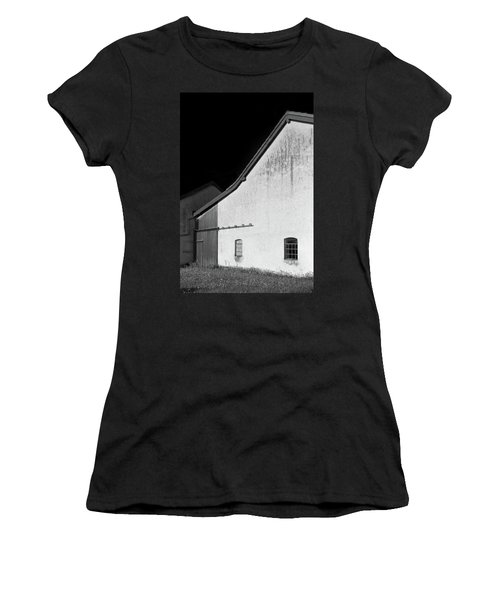 Barn, Germany Women's T-Shirt (Athletic Fit)