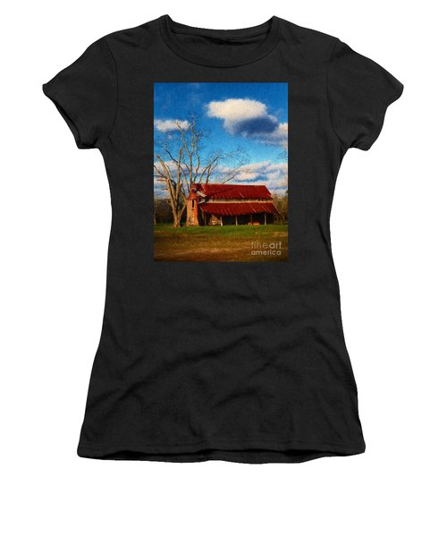 Red Roof Barn 2 Women's T-Shirt