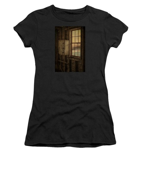 Barn Window Women's T-Shirt