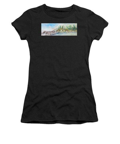 Barrier Bay Women's T-Shirt