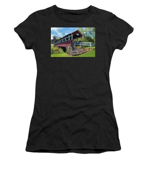 Barronvale Bridge  Women's T-Shirt (Athletic Fit)