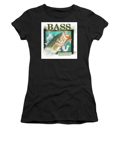 Bass Women's T-Shirt