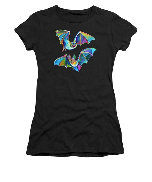 Bat Brothers Women's T-Shirt (Athletic Fit)