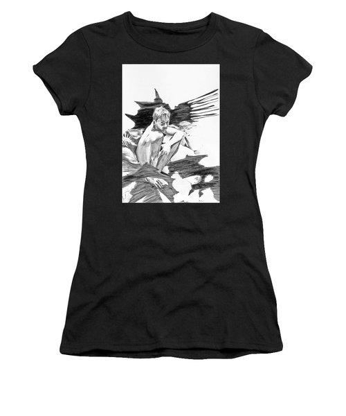 Bathed In White Light Women's T-Shirt
