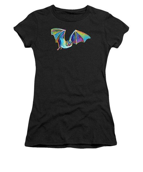 Batrick Swayze Women's T-Shirt (Athletic Fit)