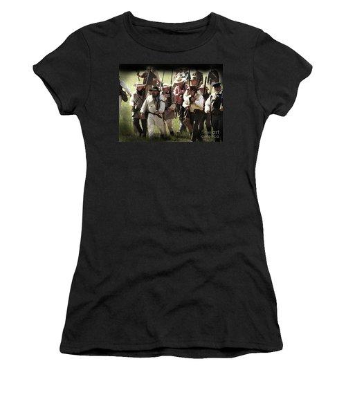 Battle Of San Jacinto Women's T-Shirt (Athletic Fit)