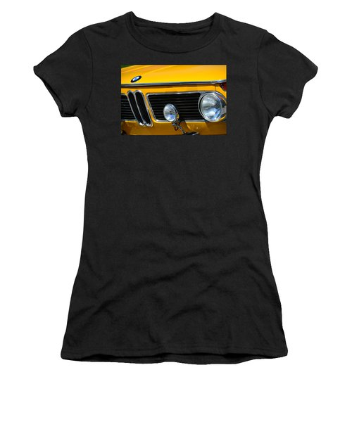 Women's T-Shirt (Athletic Fit) featuring the photograph Bavarian Nose by John Schneider