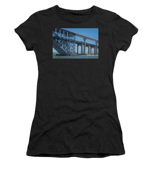 Bayonne Bridge Raising 3 Women's T-Shirt