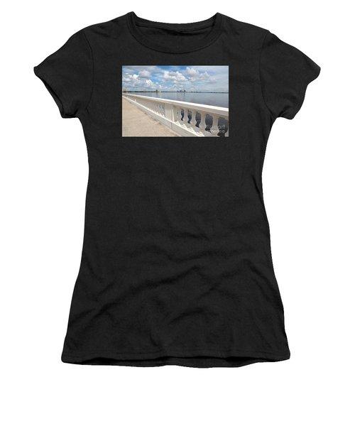 Bayshore Boulevard Balustrade Women's T-Shirt