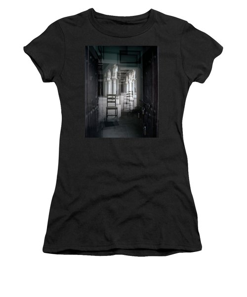 Be Seated Women's T-Shirt