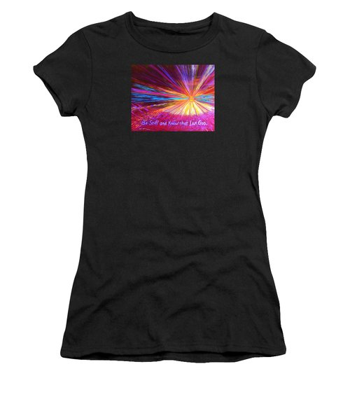 Be Still Women's T-Shirt