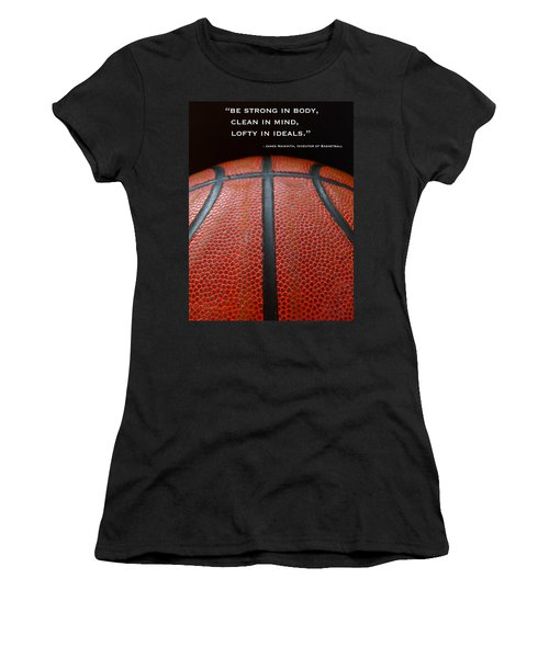 Be Strong Women's T-Shirt (Athletic Fit)