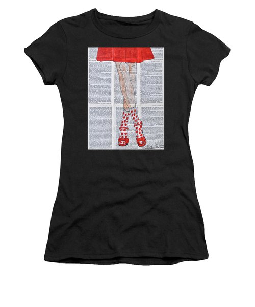 Be The One Women's T-Shirt (Athletic Fit)